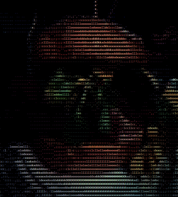 ASCII Burger
