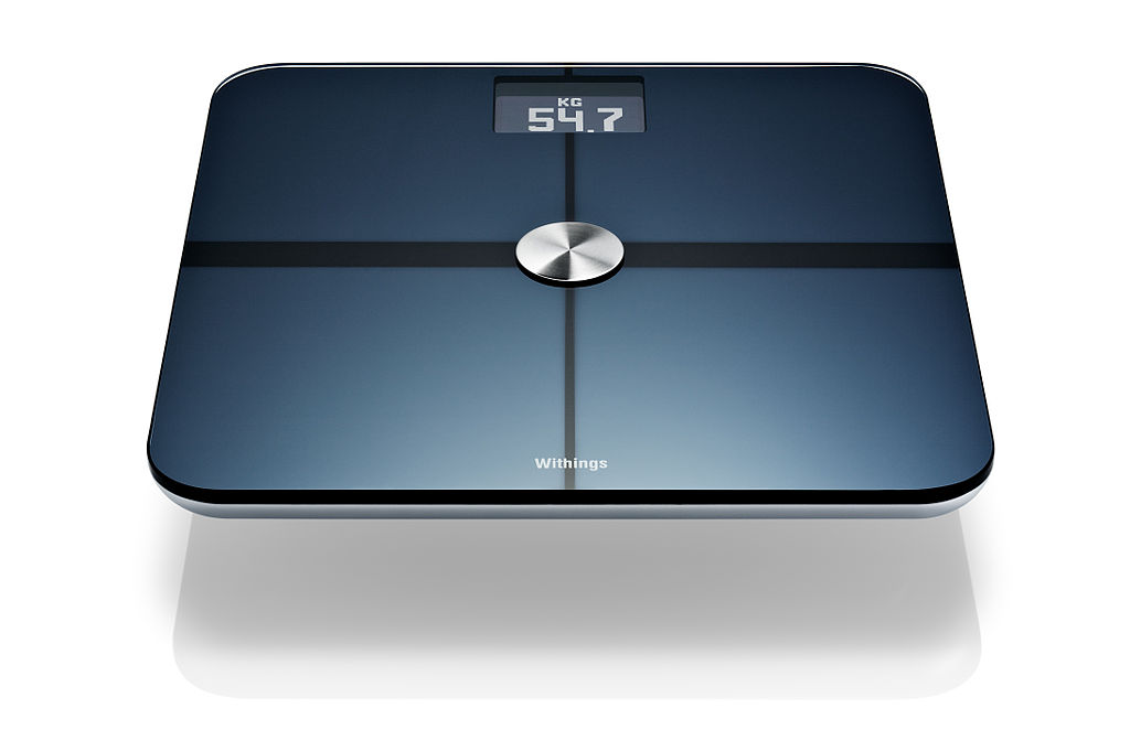 Withings Bodyscale Waage