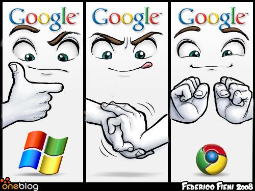 Microsoft stirbt, weil Google besser agiert?