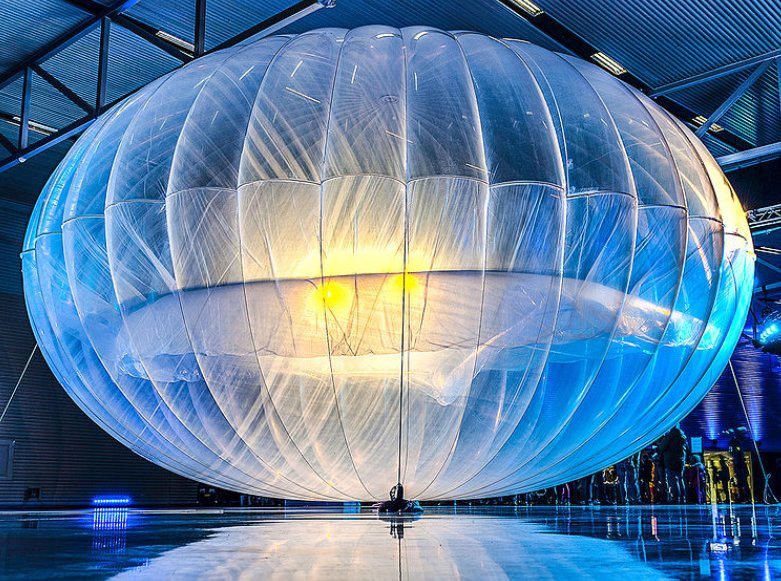 Project Loon Launch Event