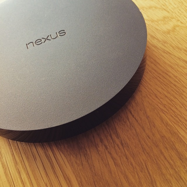Nexus Player https://www.flickr.com/photos/casasroger/16595320258
